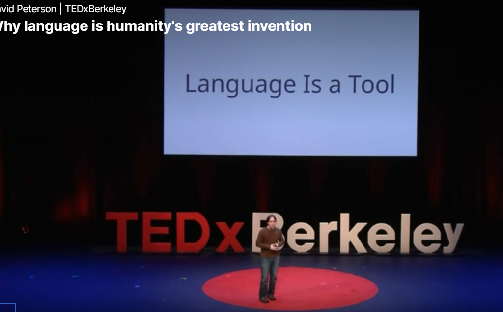 Why language is humanity's greatest invention